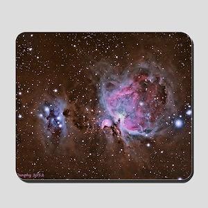 The Great Orion Nebula Mousepad
