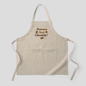 Mammaw Chocolate Apron