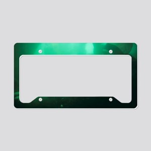 Dead body recovery training License Plate Holder