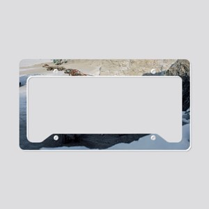Diamond mining, Sakha License Plate Holder