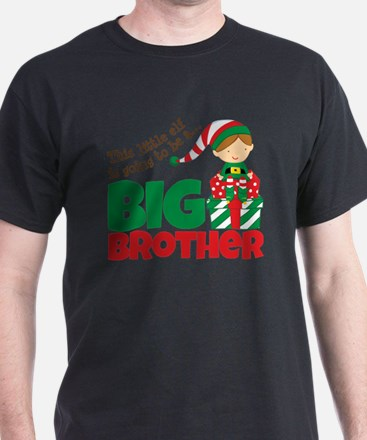 Elf going to be a Big Brother T-Shirt