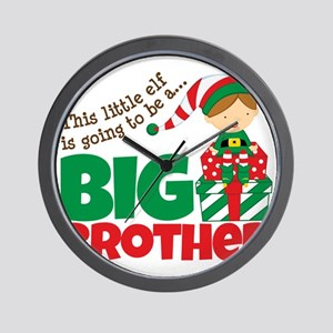 Elf going to be a Big Brother Wall Clock