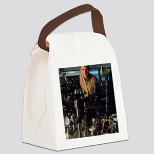 Wolfgang Ketterle Canvas Lunch Bag