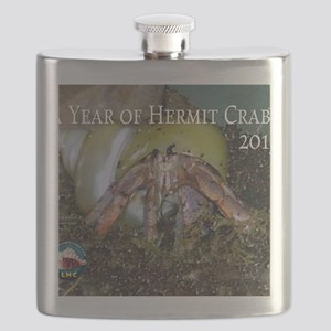 Landhermitcrabs.coms 2012 Wall Calendar Flask