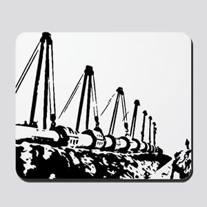 The Pipeline Mousepad