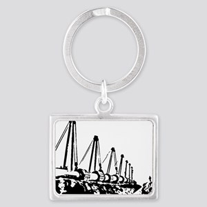 The Pipeline Landscape Keychain
