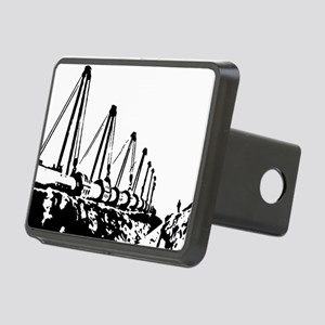 The Pipeline Rectangular Hitch Cover