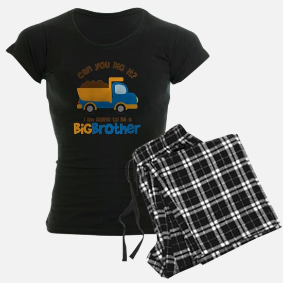 Dump truck Big Brother To Be Pajamas