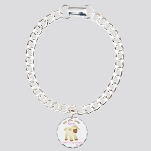 Keely Little Lamb Charm Bracelet, One Charm