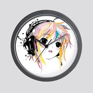 yuki remix Wall Clock