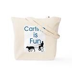 Carting is Fun JAMD Tote Bag