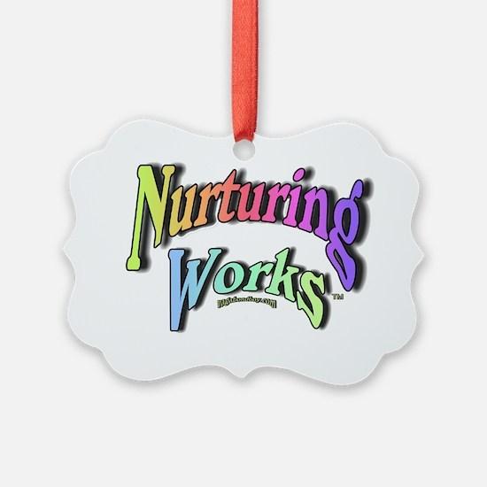 Nurturing Works Logo Ornament