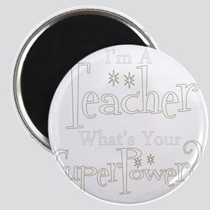 super teacher Magnet
