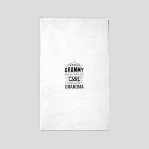 I Am Called Grammy... Area Rug