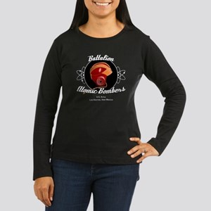 Battalion Atomic  Women's Long Sleeve Dark T-Shirt