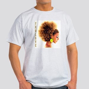 Fro Love Light T-Shirt