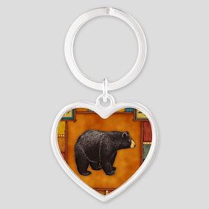 Bear Best Seller Heart Keychain