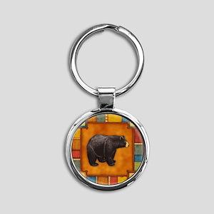 Bear Best Seller Round Keychain