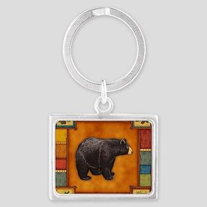 Bear Best Seller Landscape Keychain