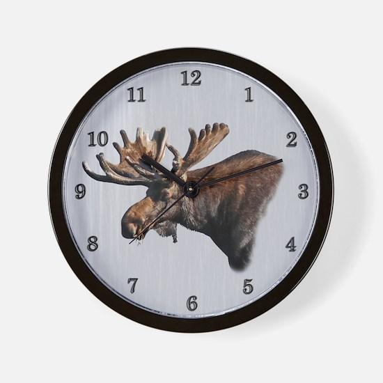 large  2 Wall Clock