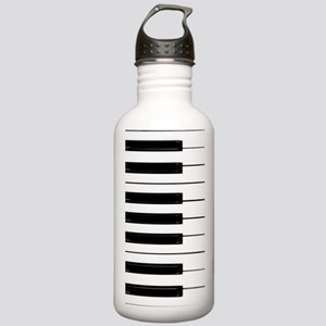 Piano Keys Stainless Water Bottle 1.0L