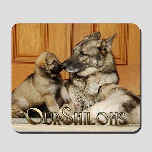 00cover-tuck-pups Mousepad