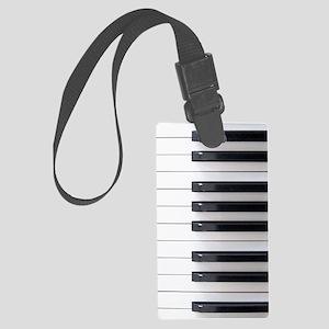 Keyboard 4 Large Luggage Tag