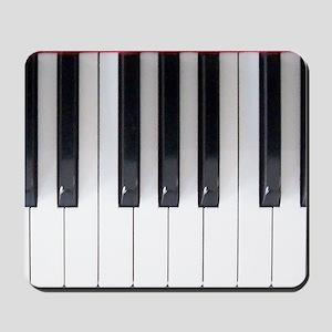 Piano Keyboard 5 Mousepad