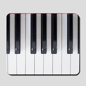 Keyboard 7 Mousepad