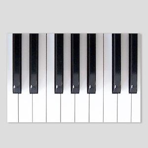 Keyboard 7 Postcards (Package of 8)
