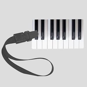 Keyboard 7 Large Luggage Tag