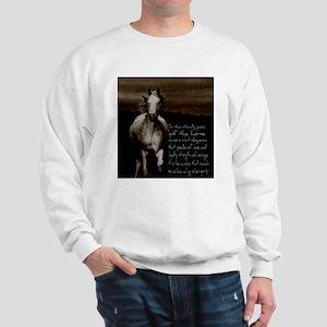 The Horse Sweatshirt