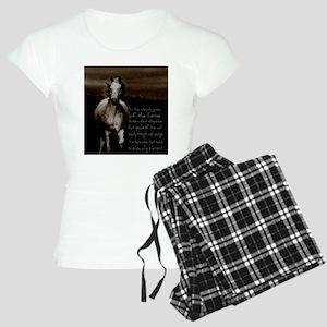 The Horse Women's Light Pajamas