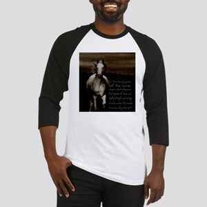 The Horse Baseball Jersey