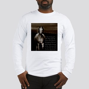 The Horse Long Sleeve T-Shirt