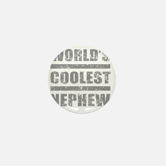 Worlds Coolest Nephew Mini Button