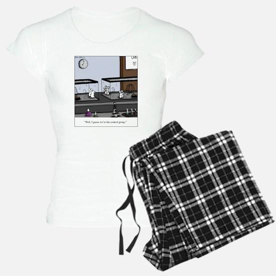 Control Group Mice Pajamas