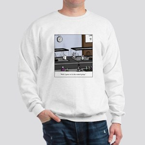 Control Group Mice Sweatshirt