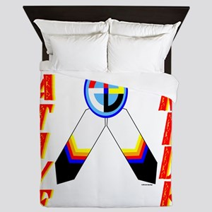 NATIVE PRIDE Queen Duvet