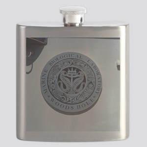 Woods Hole Marine Biology Laboratory Flask