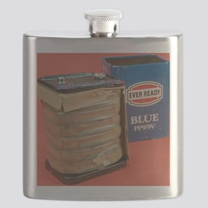 9 volt battery Flask