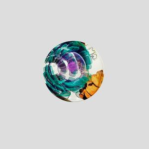 Animal cell, artwork Mini Button