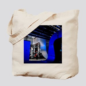 Air conditioning pipes Tote Bag