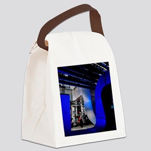 Air conditioning pipes Canvas Lunch Bag