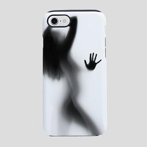 Woman Silhouette iPhone 7 Tough Case