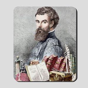 Andreas Vesalius, Belgian anatomist Mousepad