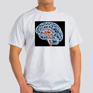 Brain, artwork Light T-Shirt