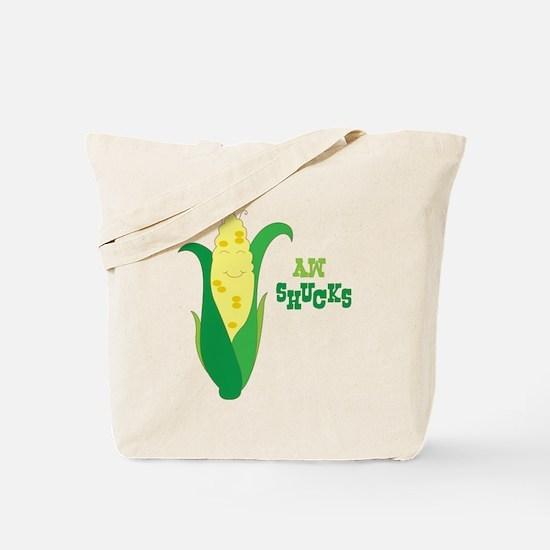 Aw Shucks Tote Bag