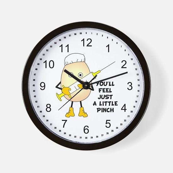 Little Pinch Wall Clock