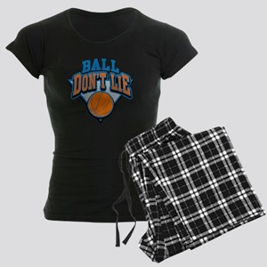 Ball Dont Lie Women's Dark Pajamas